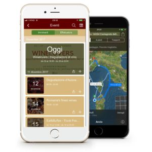 wine app business