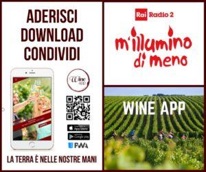 Wine App aderisce a