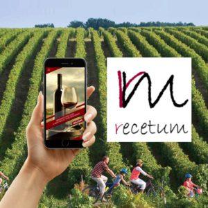 Rivista online Recetum.com - wineapp