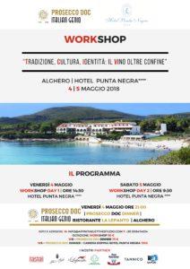 Workshop Tradizione, Cultura, Identità: Il vino oltre confine