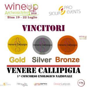 Vincirori Venere Callipigia