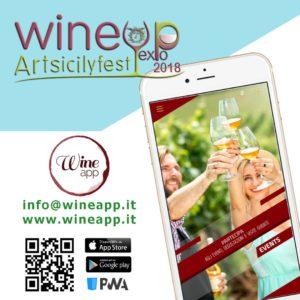 Wineup expo - wine app