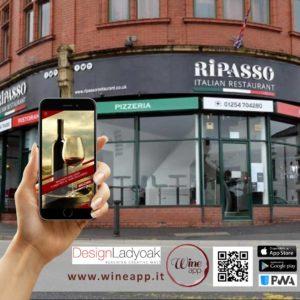 ripasso restaurant -wine app